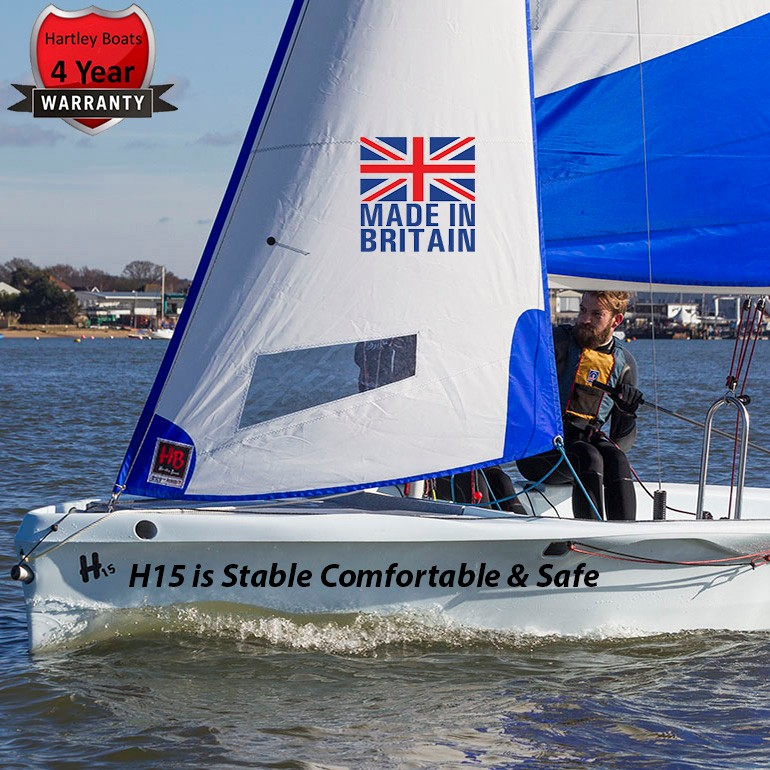 H15  Trainer Ready to Sail image no.1