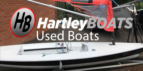 Hartley Used Boats