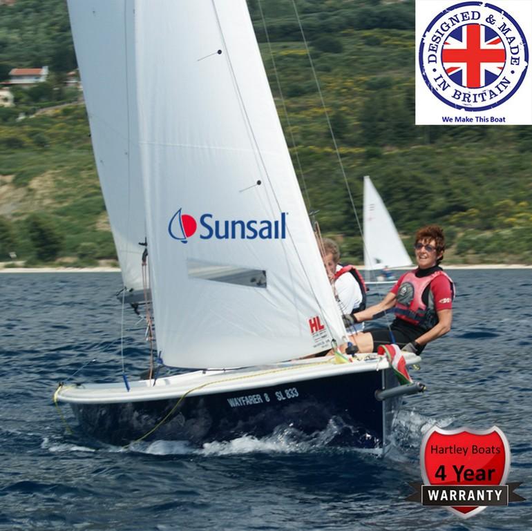 Sailing Dinghy | Wayfarer Cruiser