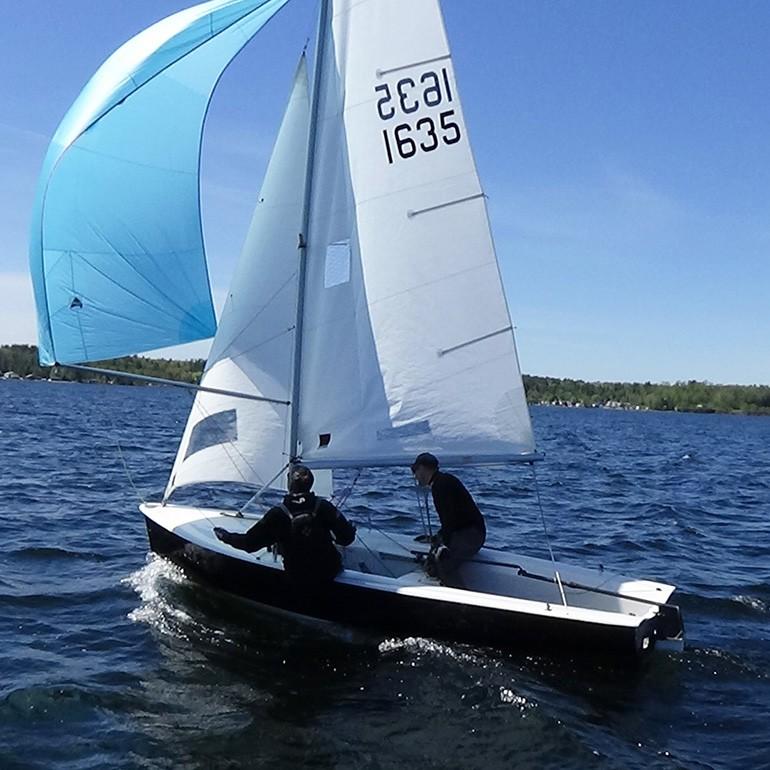 Sailing Dinghy | Kestrel